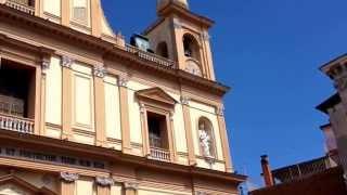 preview picture of video 'Alzata bandiera sant'antimo giorno di pasqua 20/04/14'