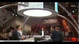 Débat Sur Dieudonné - Télévision Suisse Romande - 28 Janvier 2014