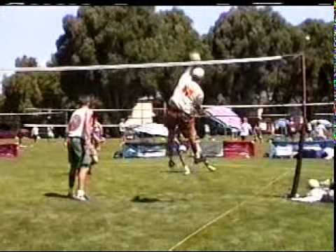 Portable Volleyball Net System - Cobra Sports International