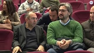"""AK Parti Milletvekili Mehmet Metiner, ERÜ'de """"Biz Birlikte Türkiye'yiz"""" Konulu Konferans Verdi"""