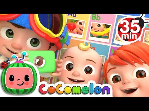 ABC Phonics Song   + More Nursery Rhymes & Kids Songs - ABCkidTV