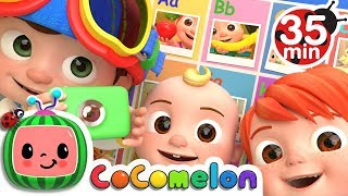 ABC Phonics Song | + More Nursery Rhymes & Kids Songs - ABCkidTV - Video Youtube