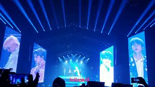 180928 (The Truth Untold) - BTS 'Love Yourself' Tour Newark Day 1