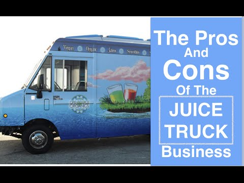 , title : 'Juice or Smoothie Truck  Business Pros and Cons