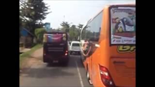 Zentrum Blong Kanan Konvoi Rombongan JamNas BMC 2015 Jepara