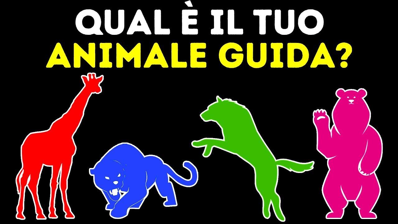 Il Tuo Animale Guida ★ Test di Personalità