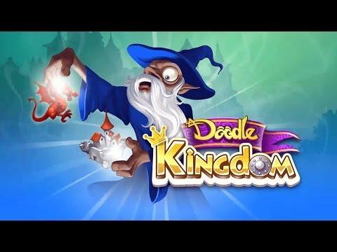 Official Doodle Kingdom Launch Trailer thumbnail