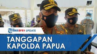 2 Oknum Polisi Ketahuan Jual Senjata ke KKB, Kapolda Papua: Ini untuk Kepentingan Mereka Sesaat