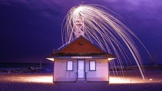 Get CRAZY shots with STEEL WOOL photography!!!