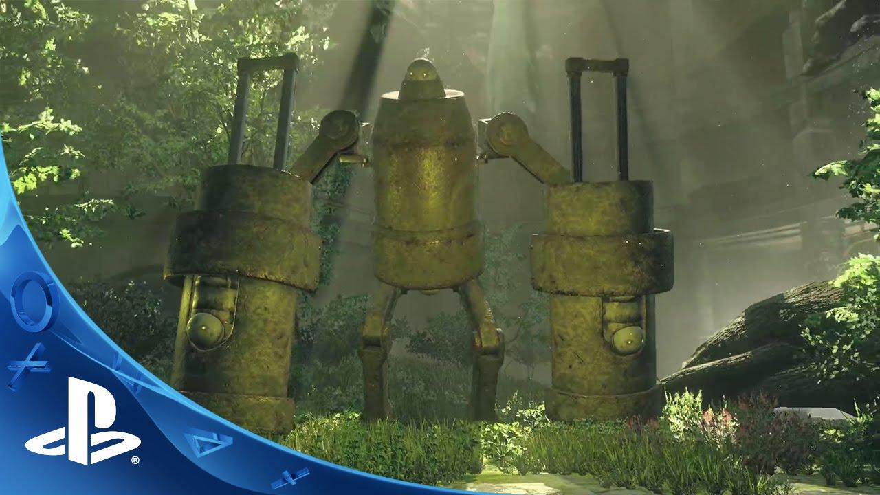 A História Completa Por Trás de Nier: Automata para PS4