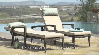 Sidney 2pk Chaise Lounges By Mission Hills