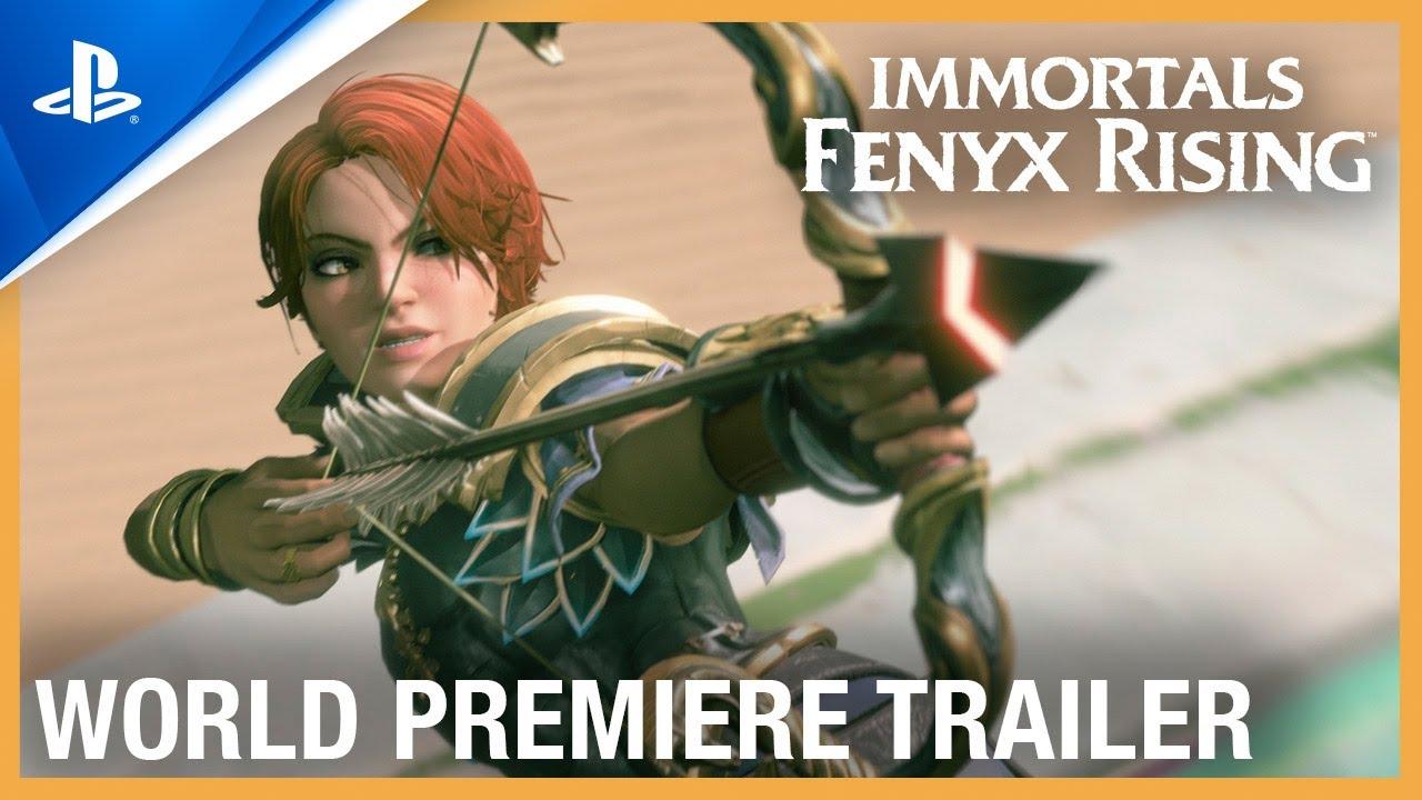 Immortals Fenyx Rising – Göttliche Abenteuer erwarten euch!