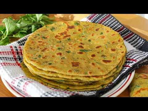 Avocado Flat Bread Recipe (Vegan) | Plant-based Flat Bread Recipe | How to make Avocado Flat Bread