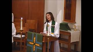 Hope Lutheran Cranberry - October 22, 2017 - Pastor Amy Michelson