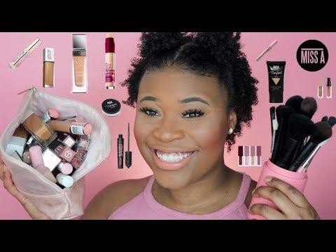 Makeup I Actually Bought Recently. Makeup Haul | Ulta, Walmart, Shopmissa, Aliexpress