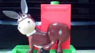 Evil Toy Donkey
