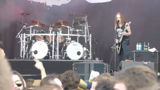 Children of Bodom - Trashed, Lost & Strungout, Live @ Nova Rock 2016