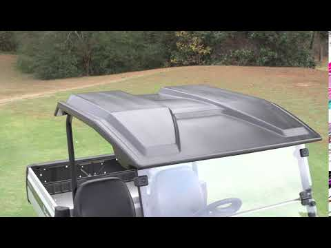 2019 Yamaha Umax Bistro (Gas EFI) in Hendersonville, North Carolina - Video 3