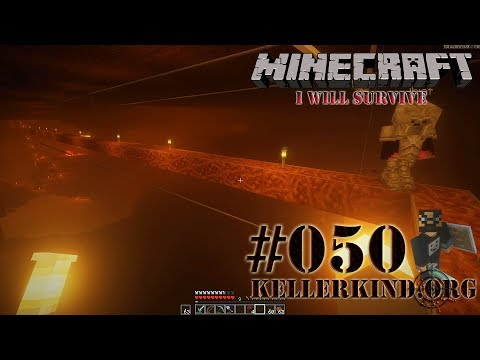 Projekt Wüstenglas ★ #050 ★ EmKa plays Minecraft: I will survive [HD|60FPS]