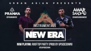 Gambar cover Rooftop Party (Instrumental) - Amar Sandhu & PRANNA ft. Mickey Singh & UpsideDown