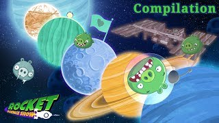 Angry Birds   Rocket Science Show | All NASA Episodes Compilation