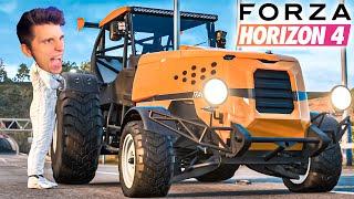 Ich fahre den SCHNELLSTEN Trecker der Welt   Forza Horizon 4
