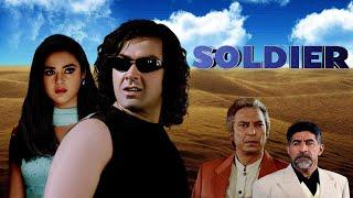 Soldier   Full Movie   Bobby Deol - Preity Zinta - Rakhee - Suresh Oberoi - 90's Action Movie