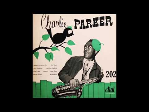 Carving The Bird(D 1073-B)- Charlie Parker