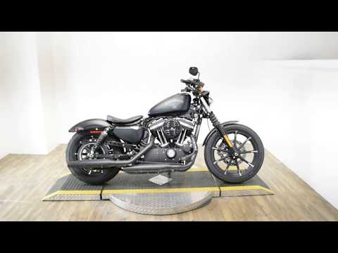 2018 Harley-Davidson Iron 883™ in Wauconda, Illinois - Video 1