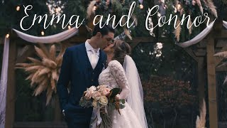 Emma And Connors Bohemian Wedding Film