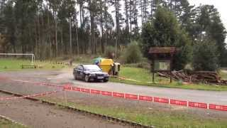 preview picture of video 'XXI Rally Gernika-Lumo 11/10/2014 Parte 1'