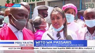 Wito wa Passaris : Passaris amtaka Rais Uhuru Kenyatta kufungua nchi