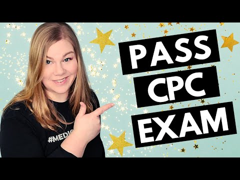 HOW TO PASS THE CPC EXAM IN 2021 - STRATEGY & EXAM ...