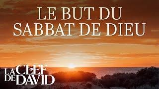 Le but du sabbat de Dieu