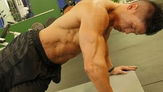 Crazy Cut Lower Abs Workout by SixPackAbs.com