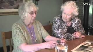 Twins reunited 78 years later
