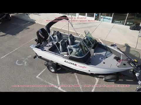 2021 Alumacraft Classic 165 Sport in Madera, California - Video 2