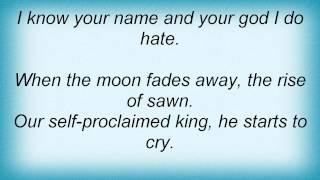 Dark Funeral - Godhate Lyrics