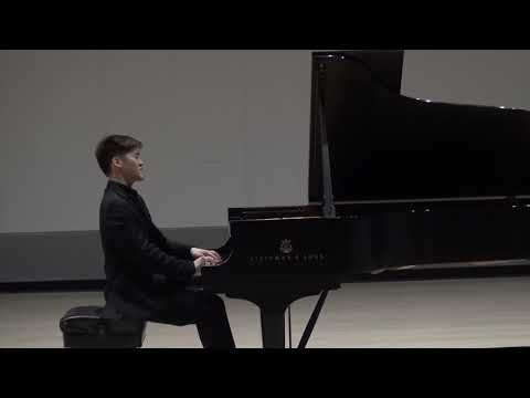 A performance from my recital
