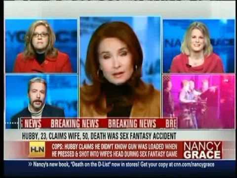 Meg Strickler on Nancy Grace 12/29/10
