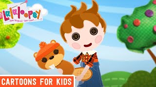DIY Troubles | Compilation | Lalaloopsy | Cartoons For Kids