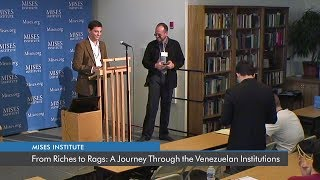 From Riches to Rags: A Journey Through the Venezuelan Institutions