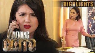 Daniela, nabalitaang gumagawa na ng bagong kompanya si Romina | Kadenang Ginto (With Eng Subs)