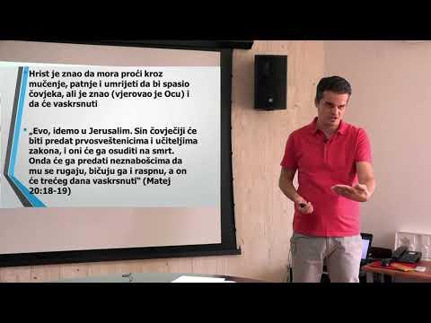 Zdravko Vučinić: Šta se stvarno desilo na krstu Golgote