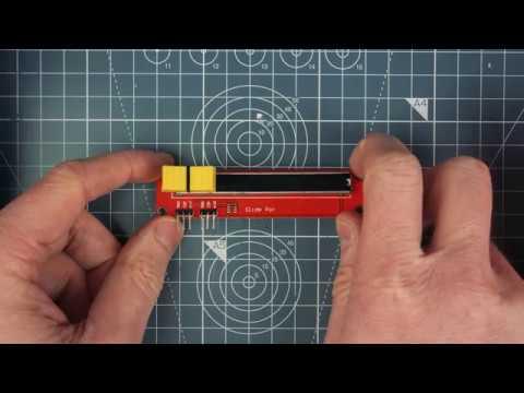 Slide/Linear Dual Output Potentiometer