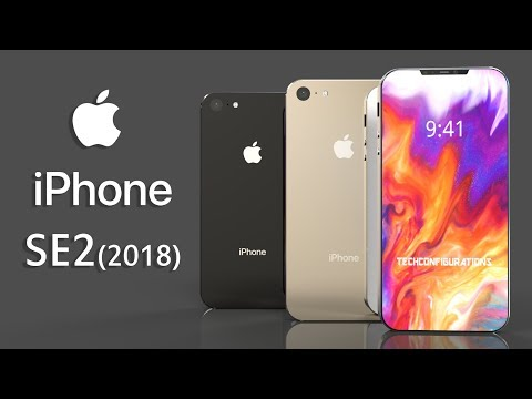iPhone SE 2, il mini iPhone X in un nuovo video concept