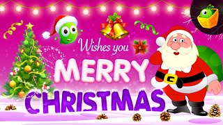 Wish you a Merry Christmas 2020 | Ultimate Christmas Collection | Christmas Songs | Magicbox English