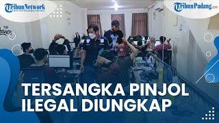 Penggerebekan Perusahaan Pinjaman Online Ilegal, Supervisor dan Debt Collector Jadi Tersangka