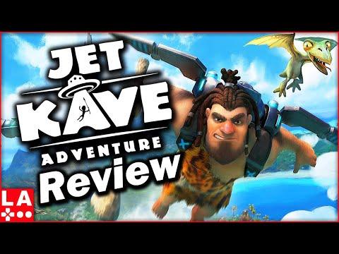 Jet kave Adventure Review video thumbnail