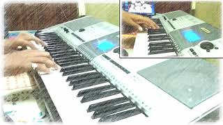 Into The Black- Chromatics Piano and Drum Cover - Aditya